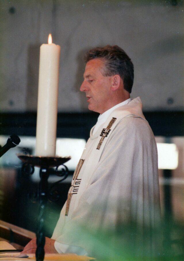 Foto van Priester Michaël Meersschaert